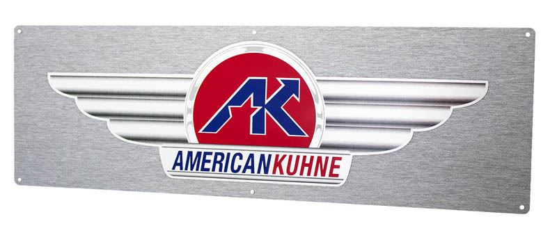 Combine two key processes to make nameplates stand out.